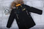 Зимняя детская куртка рр. 98-122 A21811-2