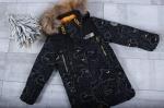 Зимняя детская куртка рр. 98-122 A21811-3