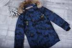 Зимняя детская куртка рр. 140-164 A22-1