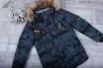 Зимняя детская куртка рр. 140-164 A22-2
