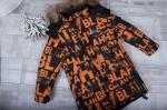 Зимняя детская куртка рр. 128-152 732-2