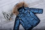 Зимняя детская куртка рр. 74-90 2291-2