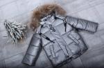 Зимняя детская куртка рр. 74-90 2291-3