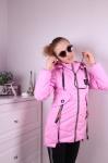 Детские демисезонные куртки р. 140-164 8763