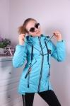 Детские демисезонные куртки р. 140-164 8763-1