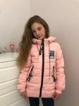 Детские демисезонные парковые куртки р. 134-158 1661-3