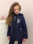 Детские демисезонные парковые куртки р. 134-158 1661-4