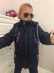 Детские демисезонные куртки р. 98-122 WK A-01-3