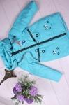 Детские демисезонные куртки р.92-116 920-3