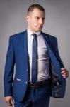 Мужской костюм A-195