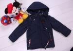 Детские демисезонные куртки р. 98-128 A820-1