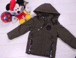 Детские демисезонные куртки р. 98-128 A820-2