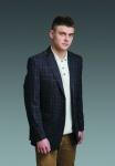Стильный мужской пиджак A122