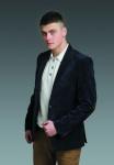 Стильный мужской пиджак A201