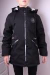 Детские демисезонные парковые куртки р. 146-170 B-70-1