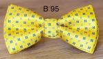 Классическая жаккардовая бабочка B-95