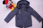 Детские демисезонные куртки р.80-110 B01-1