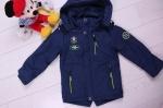 Детские демисезонные куртки р.80-110 B01