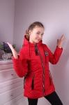 Детские демисезонные парковые куртки р. 128-152 B1001-1