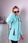 Детские демисезонные парковые куртки р. 128-152 B1001-2
