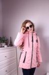 Детские демисезонные парковые куртки р. 128-152 B1001