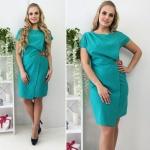 Модные женские платья М438