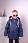 Детские демисезонные куртки р.104-128 BM-8