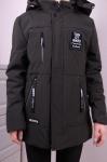 Детские демисезонные парковые куртки р. 140-164 BMZ-8805-1