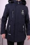 Детские демисезонные парковые куртки р. 140-164 BMZ-8805
