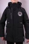 Детские демисезонные парковые куртки р. 140-164 BMZ-8807-1