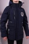 Детские демисезонные парковые куртки р. 140-164 BMZ-8807-2