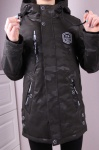 Детские демисезонные парковые куртки р. 146-170 BMZ822
