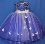 Бальное платье 4-5 лет