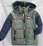 Детские демисезонные куртки 4-9 лет CH-0714-4
