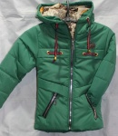 Детские демисезонные куртки 4-8 лет CH-0613-4