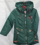 Детские демисезонные куртки 6-12 лет CH-0615-9