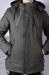 Детские демисезонные куртки р. 128-152 ZSK5-2
