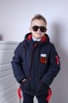 Детские демисезонные куртки р. 110-134 JKI032-2