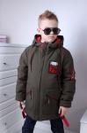 Детские демисезонные куртки р. 110-134 JKI032-1