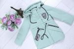 Детские демисезонные куртки р. 98-122 DL810-1