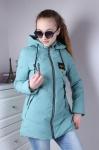 Детские демисезонные куртки р. 128-152 66-442-3