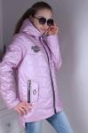 Детские демисезонные куртки р. 128-152 DX9060-1