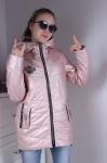 Детские демисезонные куртки р. 128-152 DX9060-3
