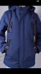 Детские демисезонные куртки р. 128-152 JKI023-1