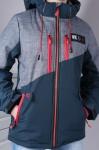 Детские демисезонные куртки р. 128-152 WK9912-1