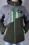 Детские демисезонные куртки р. 128-152 WK9912-3