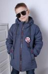 Детские демисезонные куртки р. 122-146 6-895-2