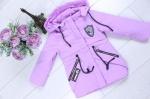 Детские демисезонные куртки р. 98-122 DL810-4