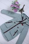 Детские демисезонные куртки р. 116-140 M160-3