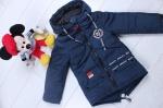 Детские демисезонные куртки р. 98-128 906-1